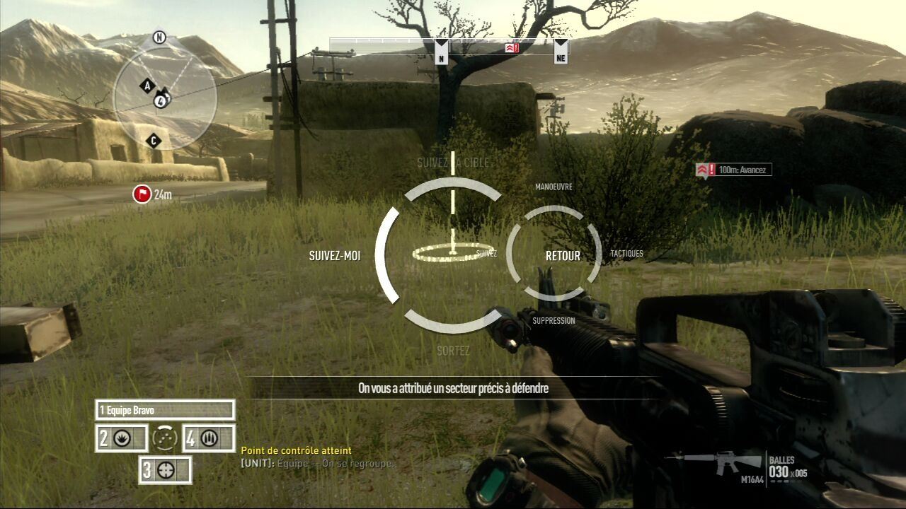 Test] Operation Flashpoint Red River